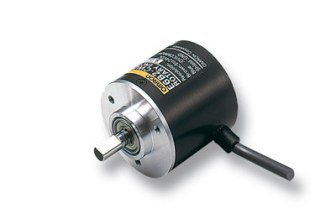 E6B2 Encoder. Photo from OMRON.